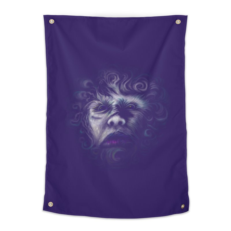 The Beast Home Tapestry by rainvelle01's Artist Shop
