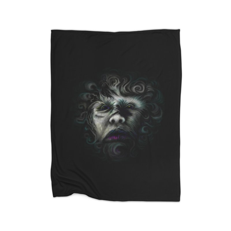 The Beast Home Blanket by rainvelle01's Artist Shop