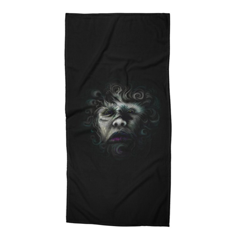 The Beast Accessories Beach Towel by rainvelle01's Artist Shop