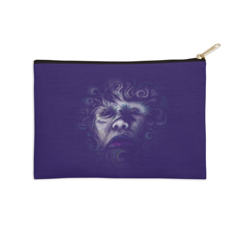 The Beast Accessories Zip Pouch by rainvelle01's Artist Shop