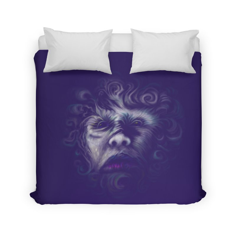 The Beast Home Duvet by rainvelle01's Artist Shop