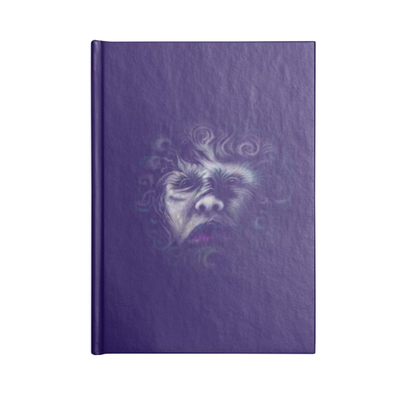 The Beast Accessories Notebook by rainvelle01's Artist Shop