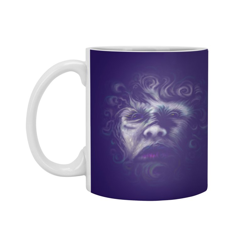 The Beast Accessories Mug by rainvelle01's Artist Shop