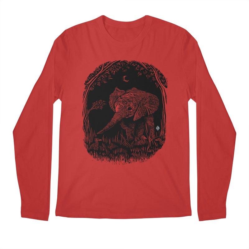 Night Stroller Men's Longsleeve T-Shirt by rainvelle01's Artist Shop