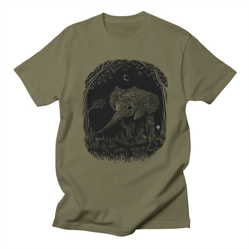 Night Stroller Men's T-shirt by rainvelle01's Artist Shop