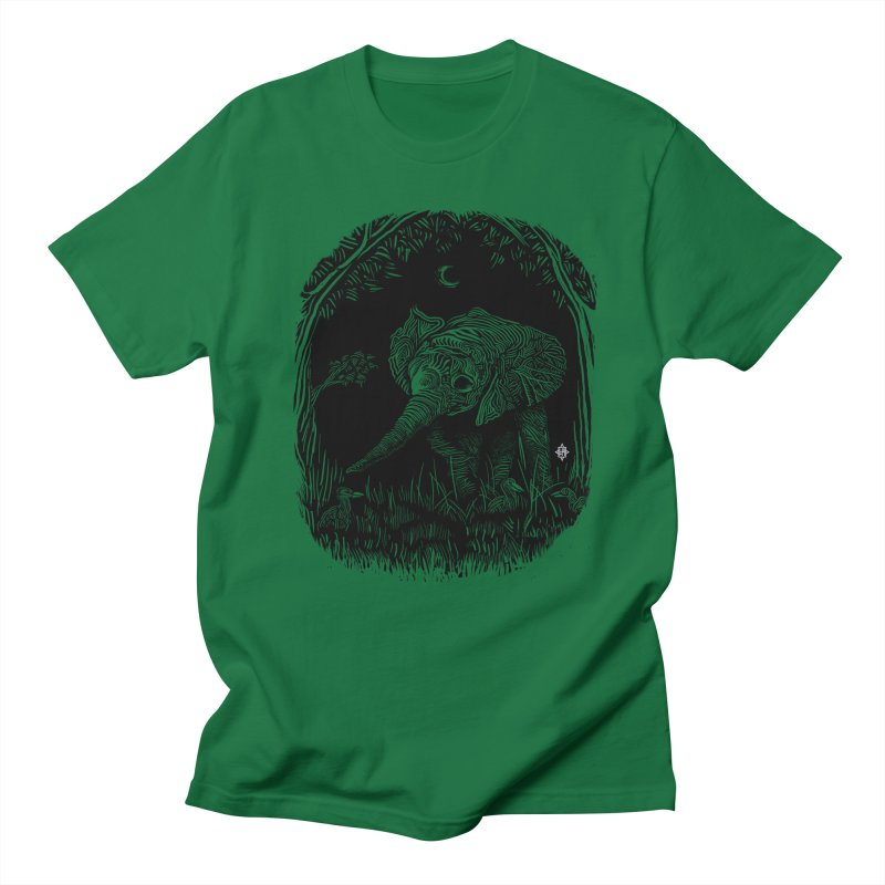 Night Stroller Women's Unisex T-Shirt by rainvelle01's Artist Shop