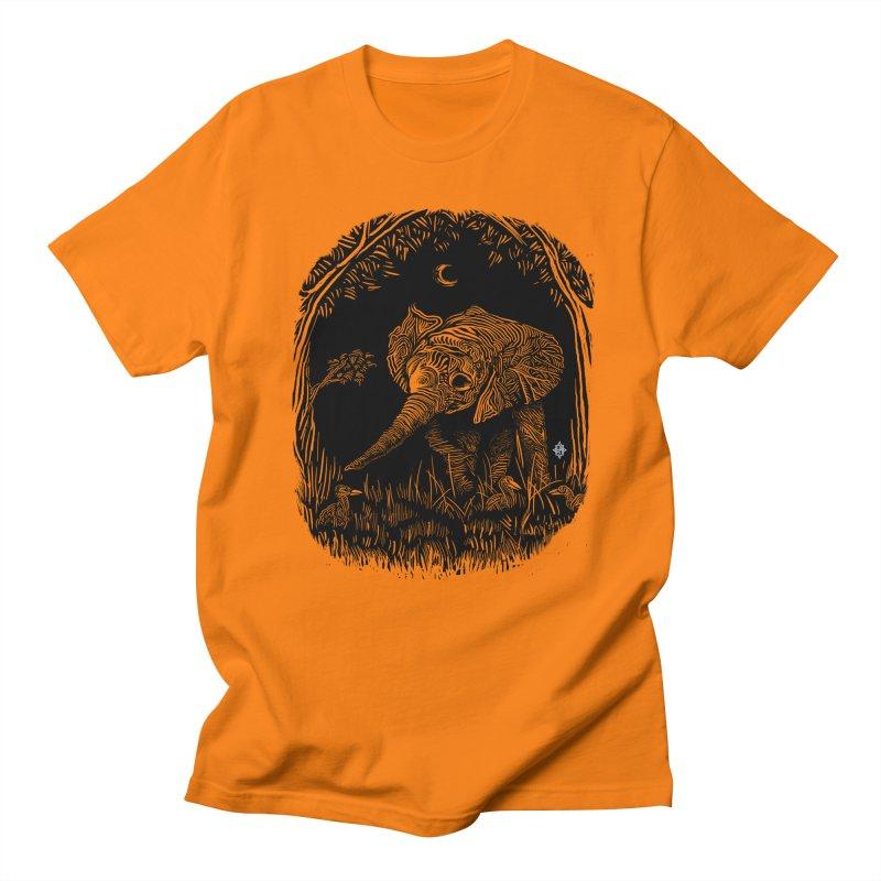 Night Stroller Women's Unisex T-Shirt by rainvelle01's Artist Shop