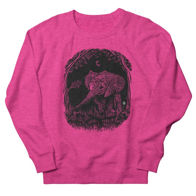 Night Stroller Women's Sweatshirt by rainvelle01's Artist Shop