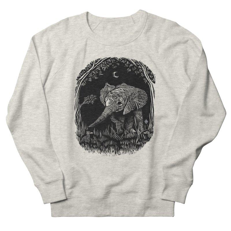 Night Stroller Women's Sweatshirt by rainvelle01's Artist Shop