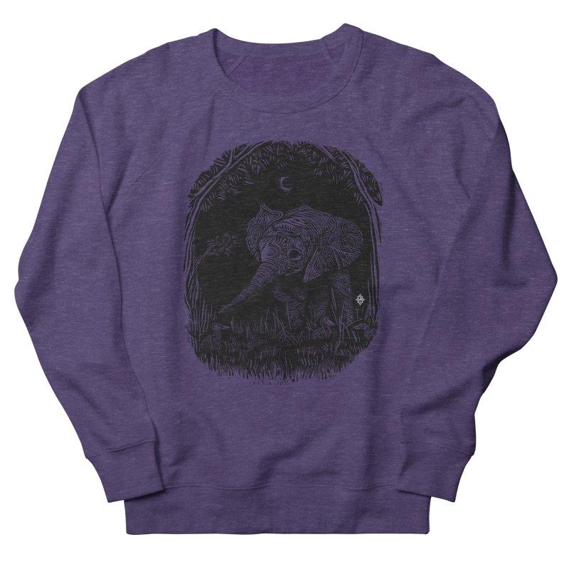 Night Stroller Men's Sweatshirt by rainvelle01's Artist Shop