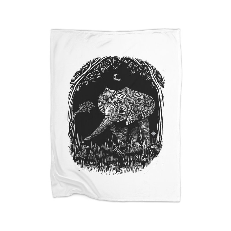 Night Stroller Home Blanket by rainvelle01's Artist Shop