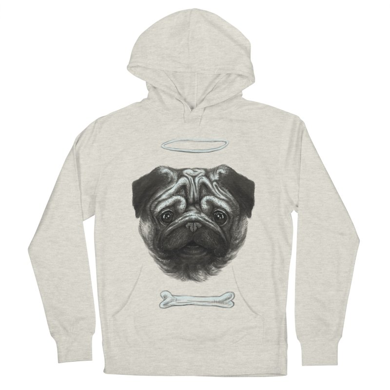 A Pug's Life Women's Pullover Hoody by rainvelle01's Artist Shop