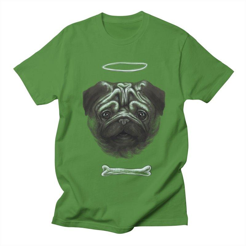 A Pug's Life Men's T-Shirt by rainvelle01's Artist Shop