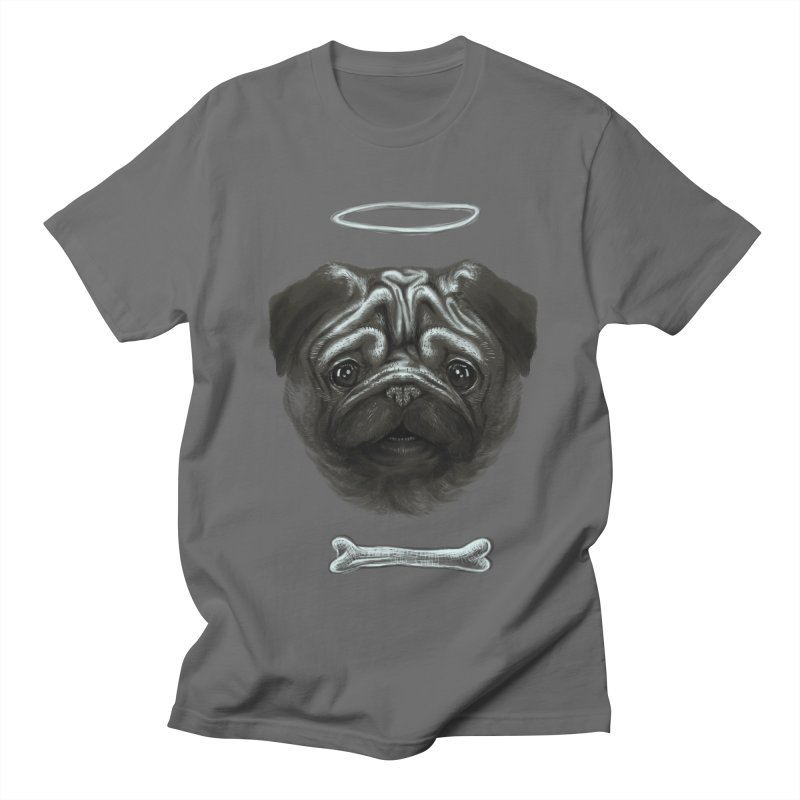 A Pug's Life Women's Unisex T-Shirt by rainvelle01's Artist Shop