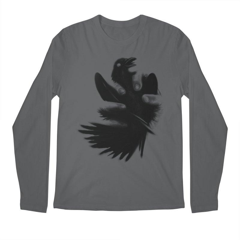 Freedom Grabber Men's Longsleeve T-Shirt by rainvelle01's Artist Shop