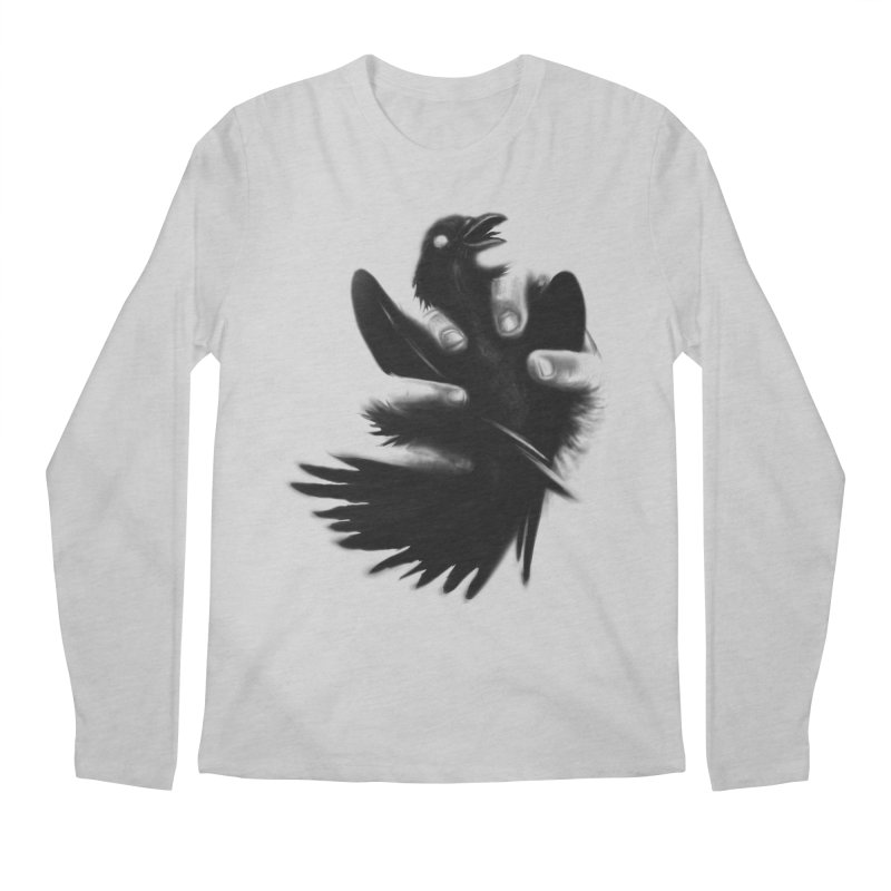 Freedom Grabber Men's Longsleeve T-Shirt by rainvelle01's Artist Shop