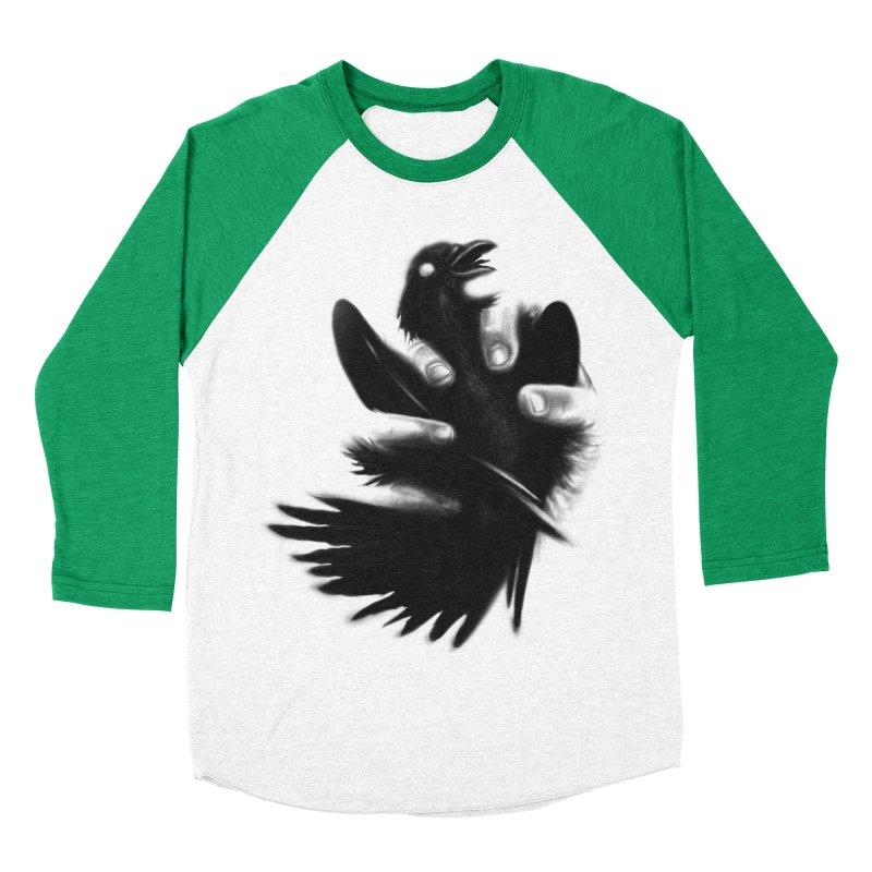 Freedom Grabber Men's Baseball Triblend T-Shirt by rainvelle01's Artist Shop