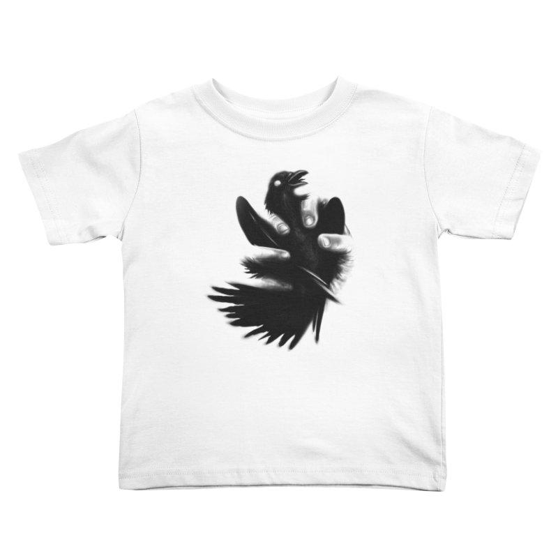 Freedom Grabber Kids Toddler T-Shirt by rainvelle01's Artist Shop