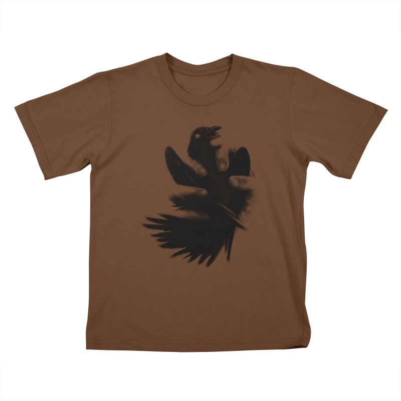 Freedom Grabber Kids T-shirt by rainvelle01's Artist Shop