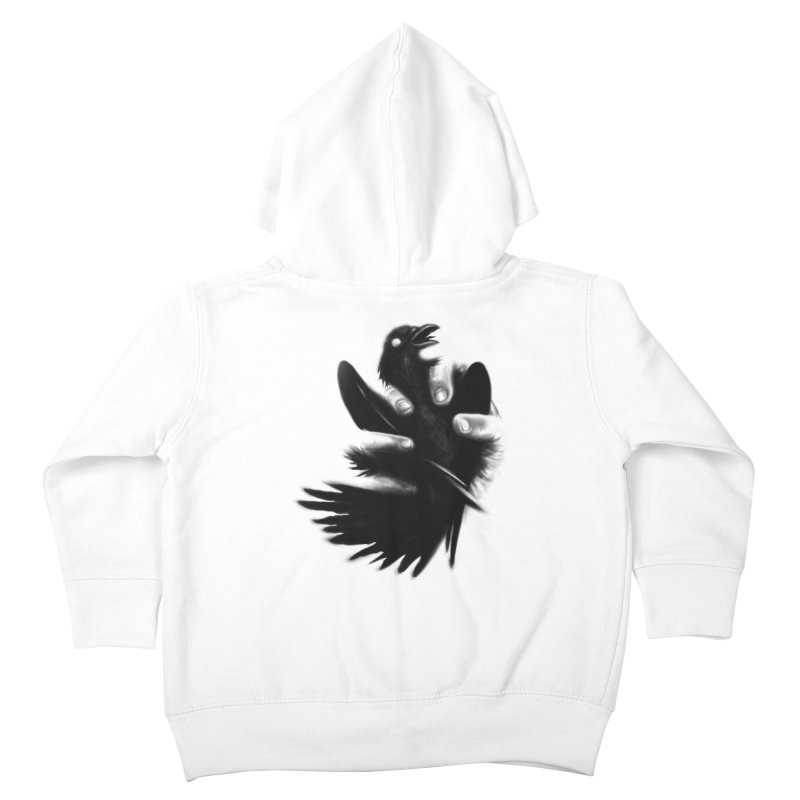 Freedom Grabber Kids Toddler Zip-Up Hoody by rainvelle01's Artist Shop