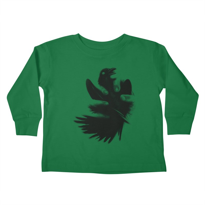 Freedom Grabber Kids Toddler Longsleeve T-Shirt by rainvelle01's Artist Shop
