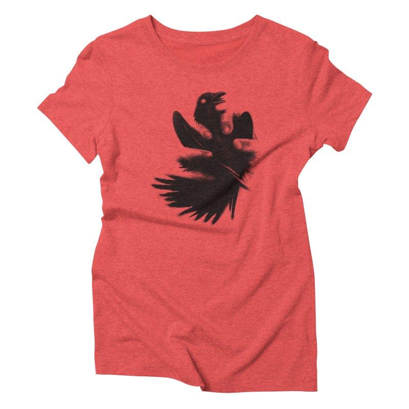 Freedom Grabber Women's Triblend T-shirt by rainvelle01's Artist Shop