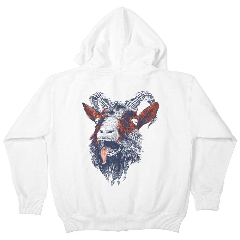 Rock Goat   by rainvelle01's Artist Shop