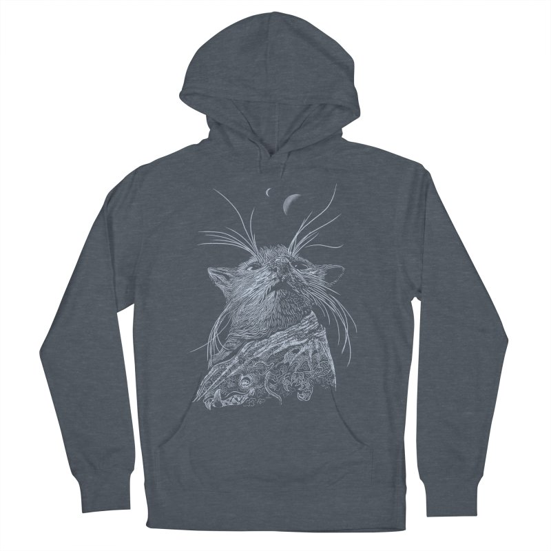 Mouse King Women's Pullover Hoody by rainvelle01's Artist Shop