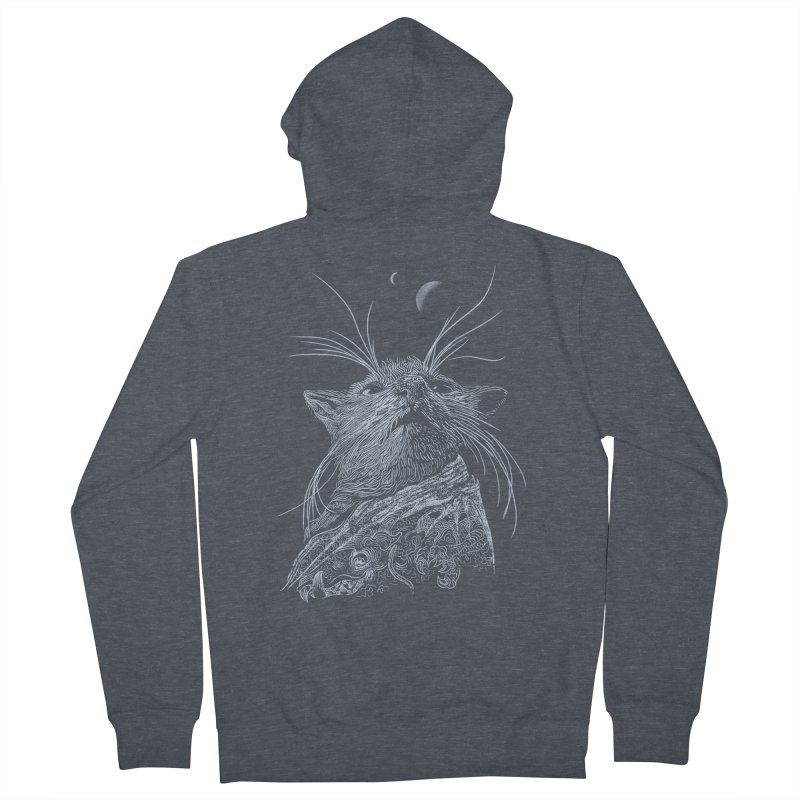 Mouse King Women's Zip-Up Hoody by rainvelle01's Artist Shop