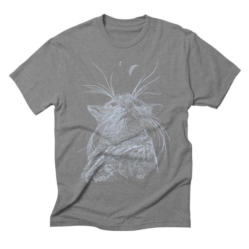 Mouse King Men's Triblend T-shirt by rainvelle01's Artist Shop