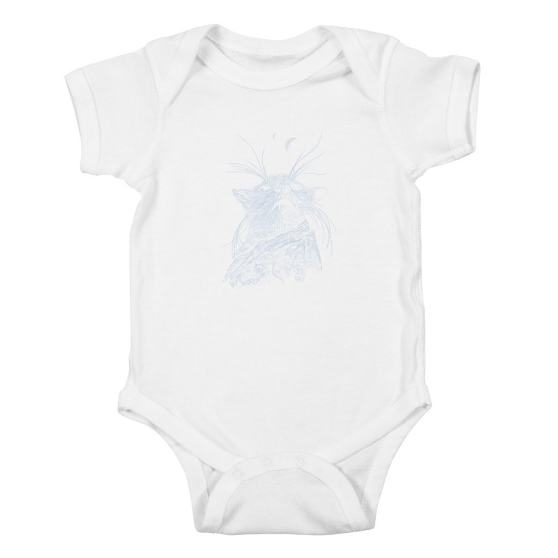 Mouse King Kids Baby Bodysuit by rainvelle01's Artist Shop
