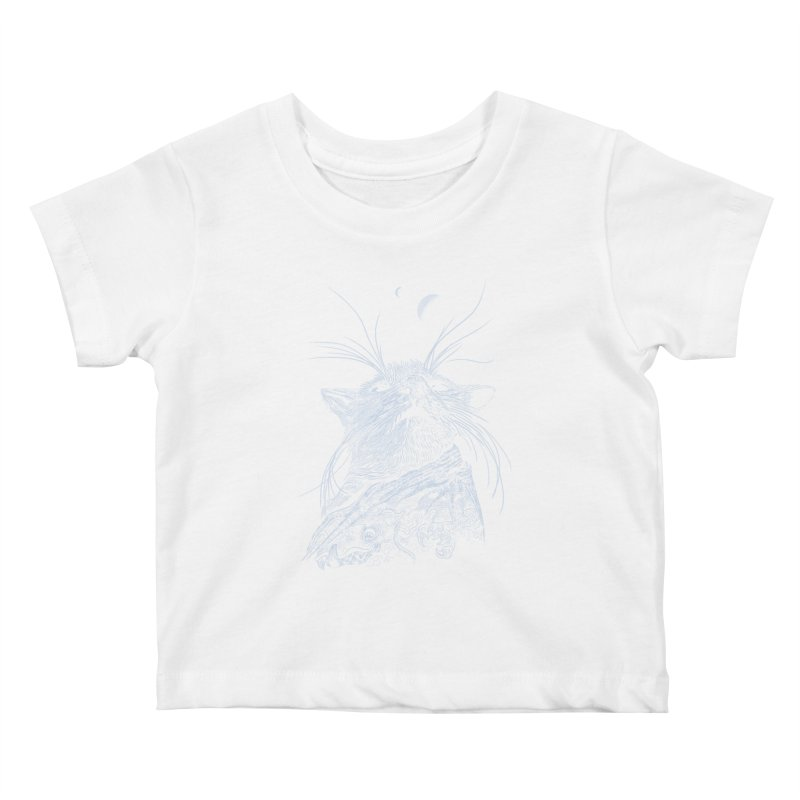 Mouse King Kids Baby T-Shirt by rainvelle01's Artist Shop