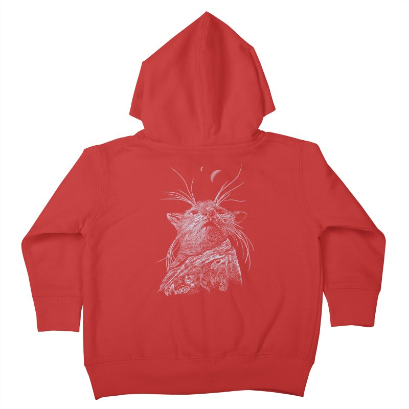 Mouse King Kids Toddler Zip-Up Hoody by rainvelle01's Artist Shop