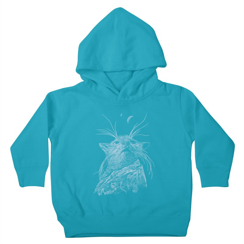 Mouse King Kids Toddler Pullover Hoody by rainvelle01's Artist Shop