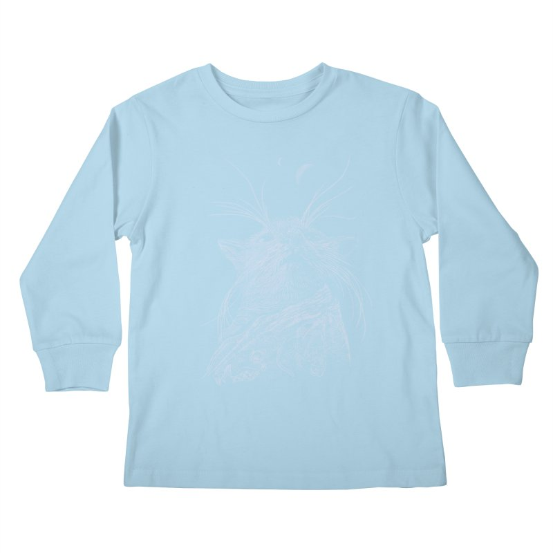 Mouse King Kids Longsleeve T-Shirt by rainvelle01's Artist Shop