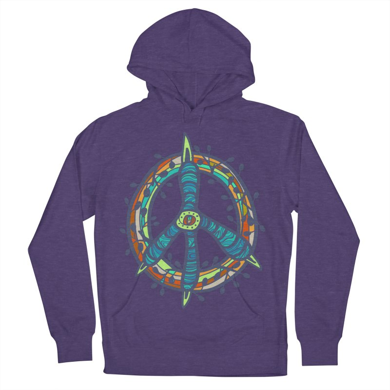 A Peace of Chicken Foot Women's Pullover Hoody by rainvelle01's Artist Shop