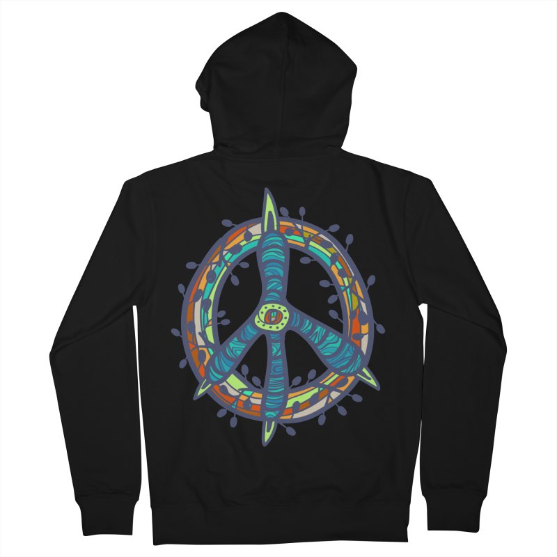 A Peace of Chicken Foot Women's Zip-Up Hoody by rainvelle01's Artist Shop