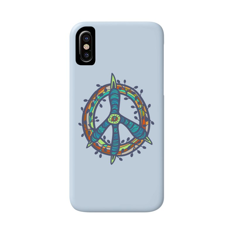 A Peace of Chicken Foot Accessories Phone Case by rainvelle01's Artist Shop