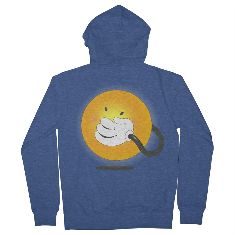 You Can't Hide Your Smile! Women's Zip-Up Hoody by rainvelle01's Artist Shop