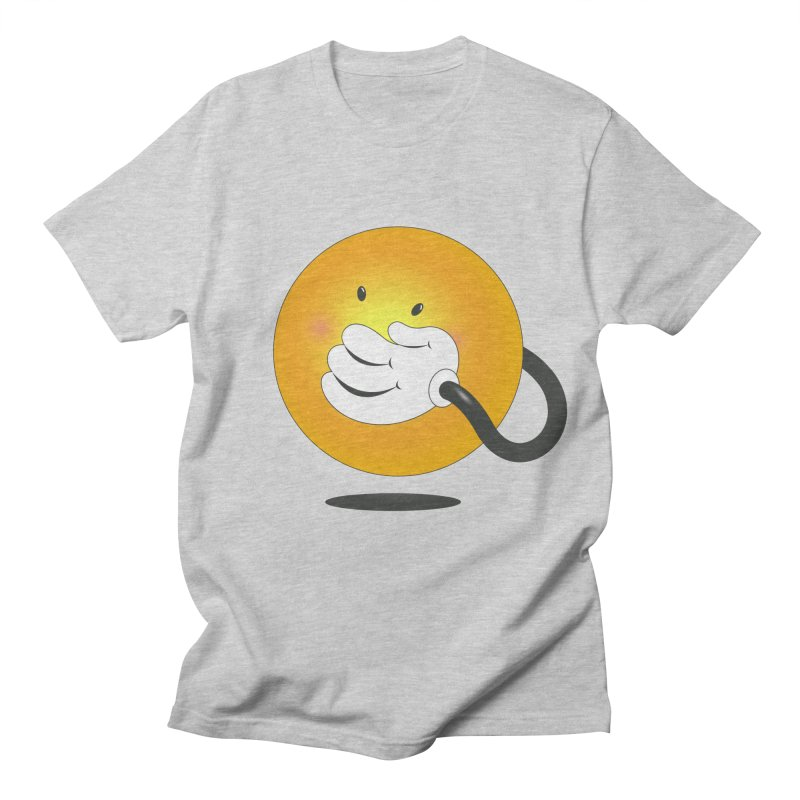 You Can't Hide Your Smile! Women's Unisex T-Shirt by rainvelle01's Artist Shop