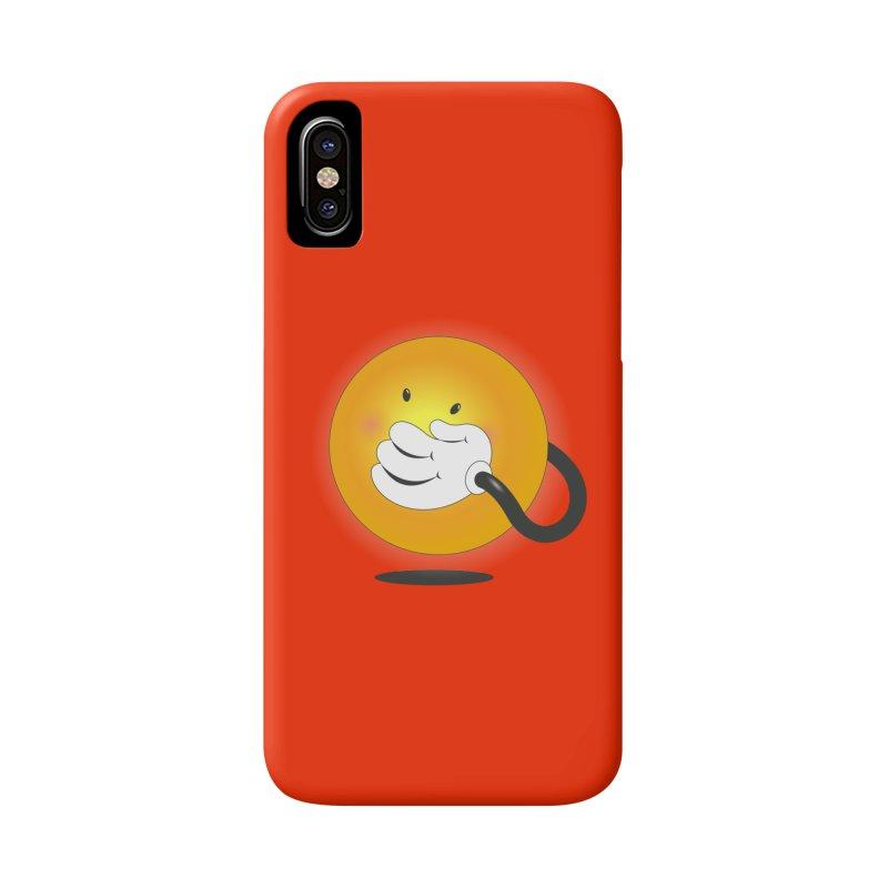 You Can't Hide Your Smile! Accessories Phone Case by rainvelle01's Artist Shop