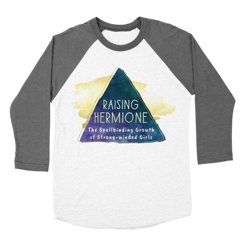 Raising Hermione Full Logo Women's Longsleeve T-Shirt by Raising Hermione