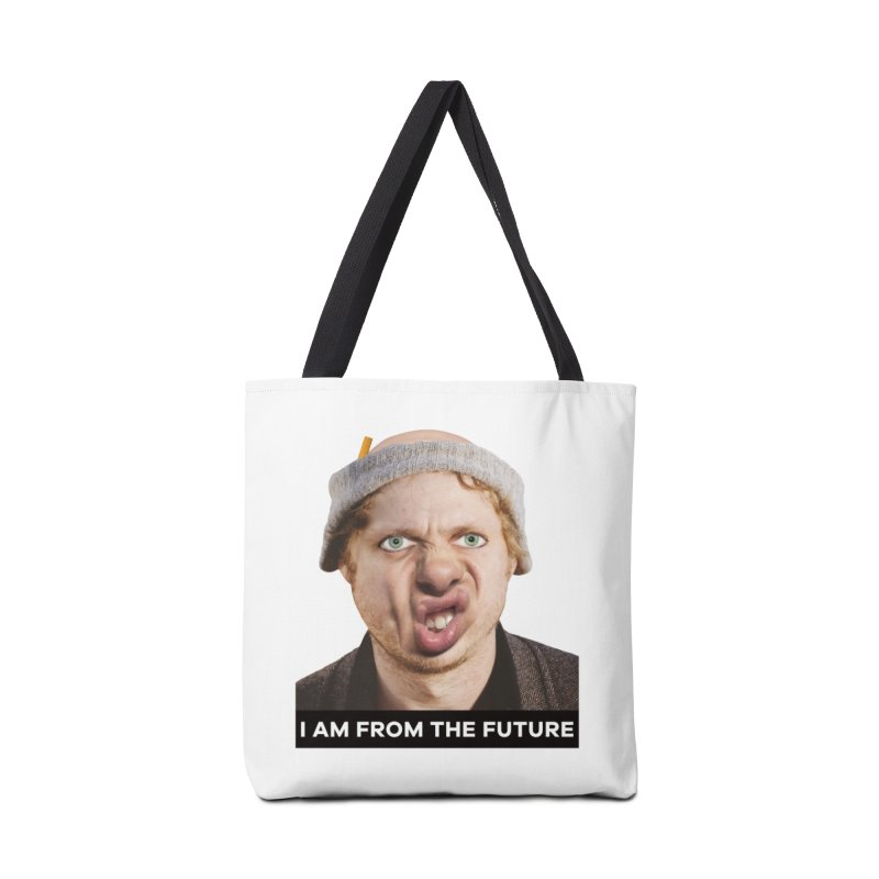 I Am From the Future Accessories Bag by Rake Clag