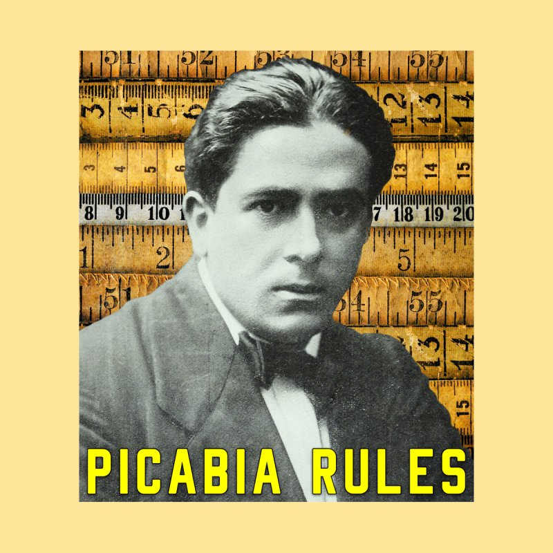 Picabia Rules by The Rake & Herald Online Clag Emporium