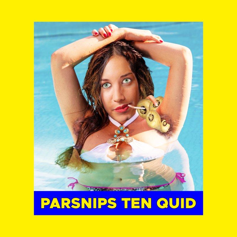 Parsnips Ten Quid by The Rake & Herald Online Clag Emporium
