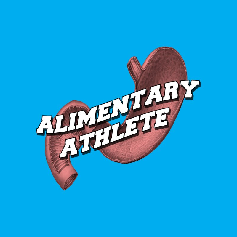 Alimentary Athlete by The Rake & Herald Online Clag Emporium