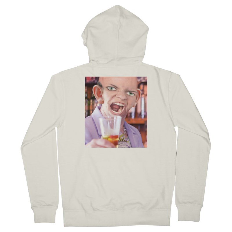 Cheers, Big Ears! Men's Zip-Up Hoody by The Rake & Herald Online Clag Emporium