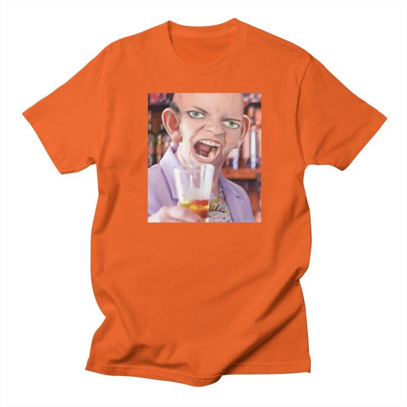 Cheers, Big Ears! Men's T-Shirt by The Rake & Herald Online Clag Emporium