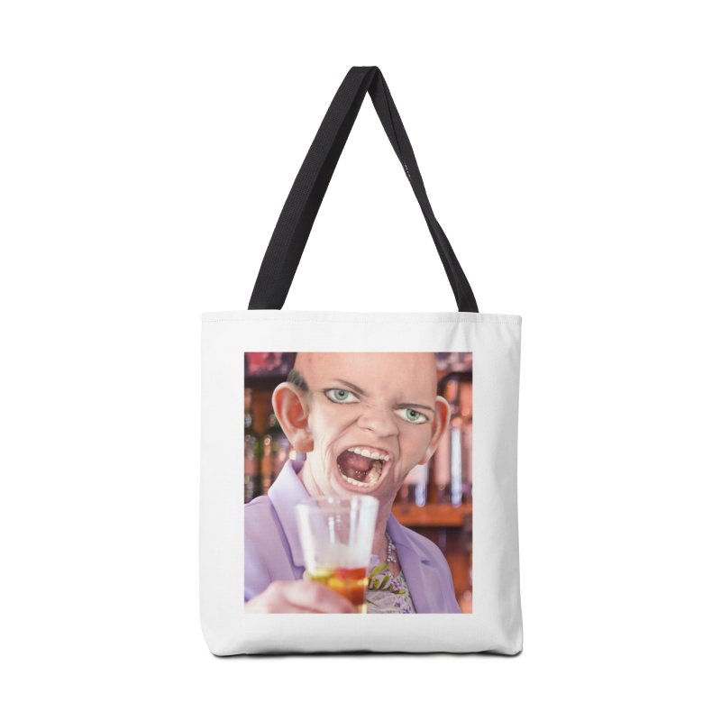Cheers, Big Ears! Accessories Bag by The Rake & Herald Online Clag Emporium