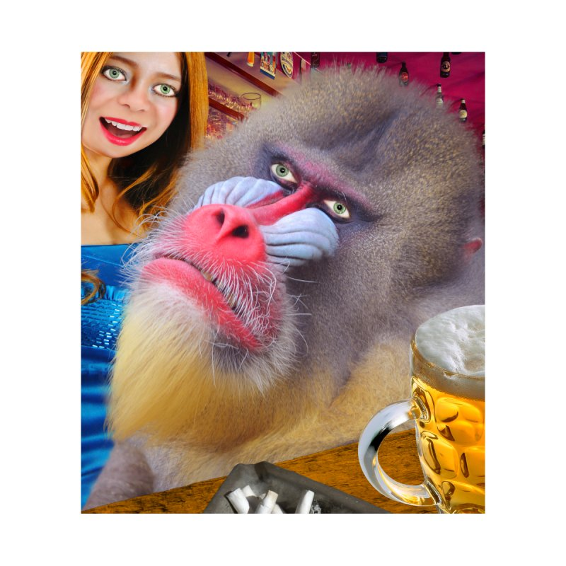 The Bar Mandrill by The Rake & Herald Online Clag Emporium